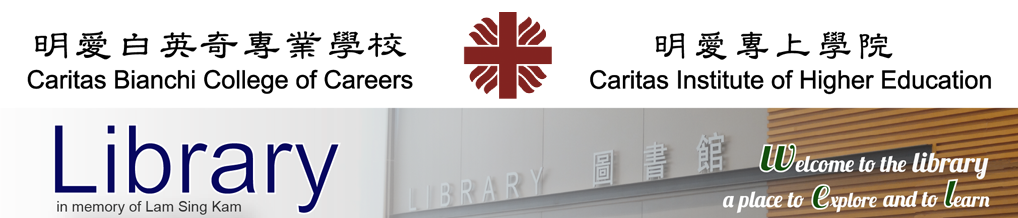 CIHE & CBCC Library